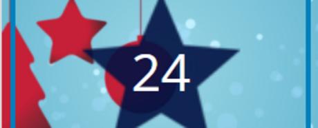 Türchen 24 – Frohe Weihnachten!